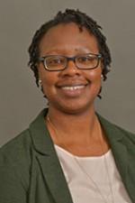 Photo of Zakiya Kelley