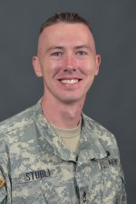 Photo of Sergeant First Class Nathan Stubli
