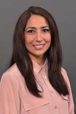Photo of Lina Sawalha