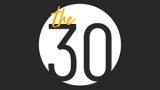 The 30 logo