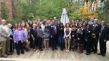 cehd scholarship recipients group photo