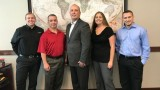 Business Bronco team at AGCO