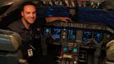 WMU Aviation Flight Science Alumni Josh Blain