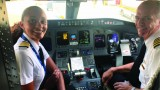 WMU Aviation Alumna Alexis Brown, Captain with Endeavor Air