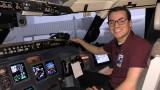 WMU Aviation Flight Science Alumni Logan Brown