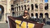 WMU Aviation Management Alumna Shelbi Tierney on Study Abroad Trip