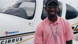 WMU Aviation Flight Science Senior Michael Richardson