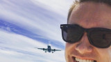 WMU Aviation Student Sam Stallman