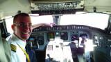 2012 WMU College of Aviation Alumnus and Delta Pilot Garrett Gokey