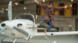 WMU Aviation Management and Operations Graduate Dezmond Stover
