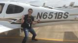 WMU Aviation Flight Science Alumni Noah Bielat