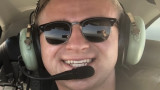WMU Aviation Flight Student Hunter Hayes