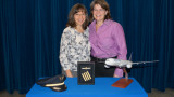 WMU Aviation Flight Alumna Capt. Heather Cooper and her wife