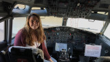 WMU College of Aviation Student Alysse Matteson