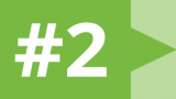 No. 2 ranking