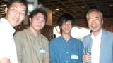 WMU alumni at reunion in Tokyo