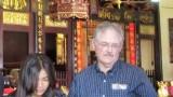 Dr. Brian Wilson in Malaysia