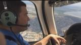 pilot flying over florida