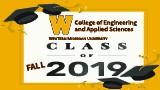 Congratulations fall 2019 graduates