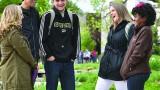photo of WMU students
