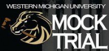 Mock trial logo