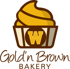 Gold'n Brown Bakery Logo