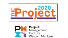 Pictured is THEProject logo.