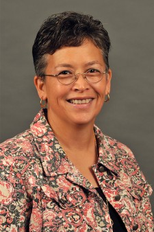 professional headshot of Dr. Donna Talbot