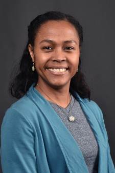professional headshot of dr. luchara wallace