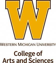 logo for College of Arts and Sciences at Western Michigan University