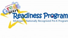 Great Start to Readiness Program logo