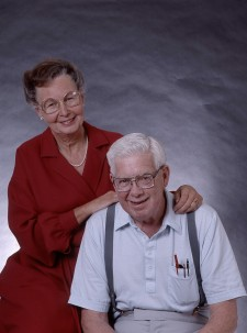 Dr. Jackie Mallinson and Dr. George Mallinson