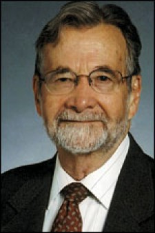 Photo of Dr. Lawrence Ziring.