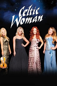 Photo of vocal group Celtic Woman.