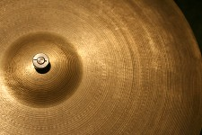 Photo of cymbal.