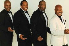 Photo of The Drifters.