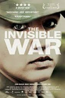 Movie poster for film The Invisible War.