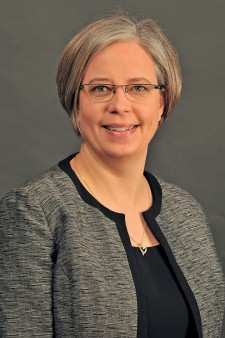 Photo of Dr. Helen Sharp.