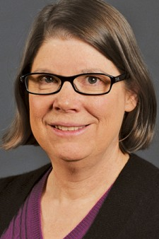 Photo of Professor Ann .