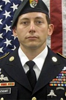 Photo of Sgt. 1st Class Michael Cathcart.