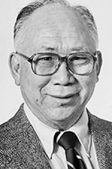 Photo of Dr. Alfred K. Ho.