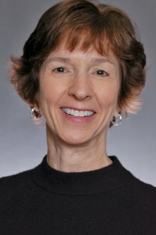 Photo of Dr. Nancy Schullery.