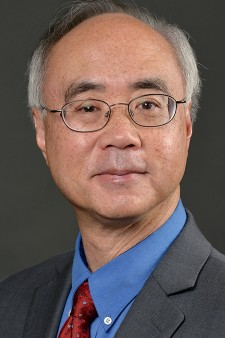 Photo of Bradley Wong.