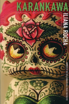 Photo of Karankawa book cover.