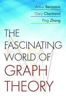 Image depicting the cover of the book The Facinating World of Graph Theory.