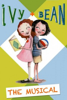 Ivy and Bean, The Musical poster.