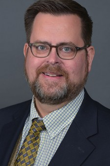 Photo of Kevin Knutson.