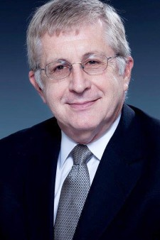 Photo of Dr. Barry J. Naughton.