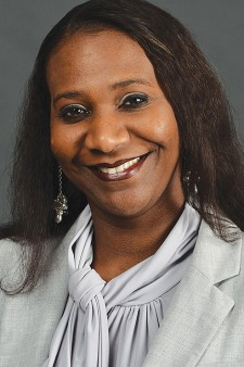 Photo of Dr. Sherine Obare.