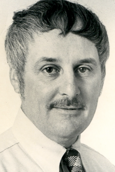 Photo of Eugene M. Bernstein.